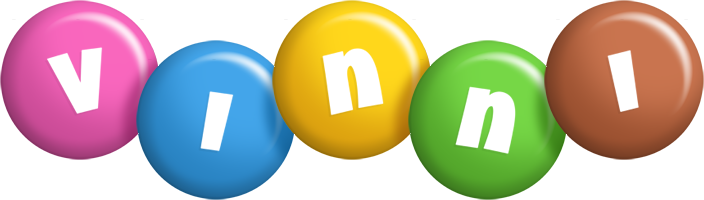 Vinni candy logo