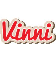 Vinni chocolate logo