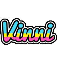 Vinni circus logo