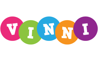 Vinni friends logo