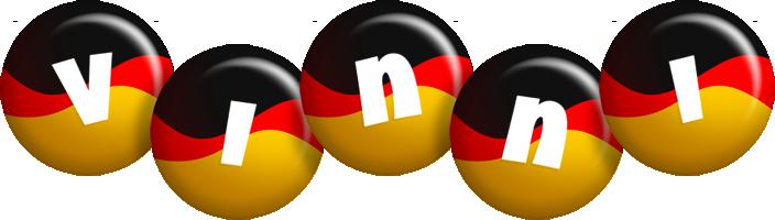 Vinni german logo