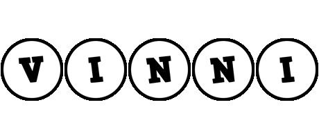 Vinni handy logo