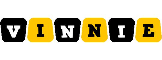 Vinnie boots logo