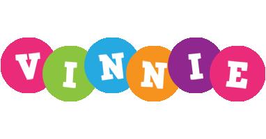 Vinnie friends logo