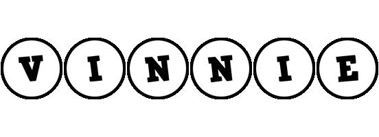 Vinnie handy logo