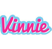 Vinnie popstar logo