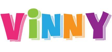 Vinny friday logo