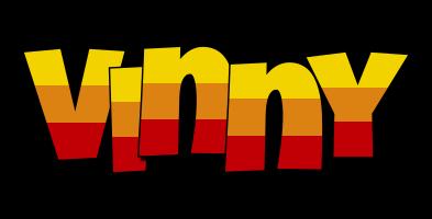Vinny jungle logo
