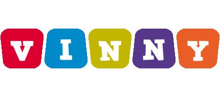 Vinny kiddo logo