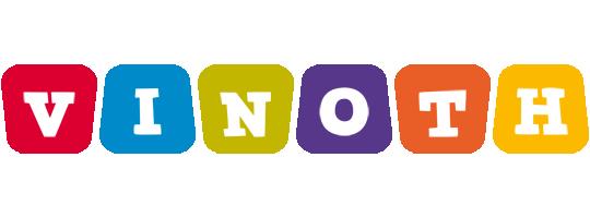 Vinoth daycare logo