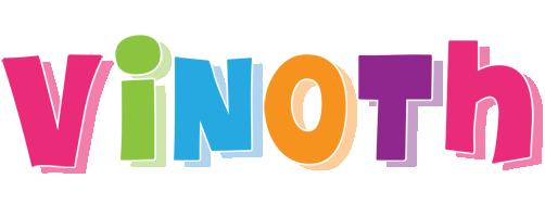 Vinoth friday logo