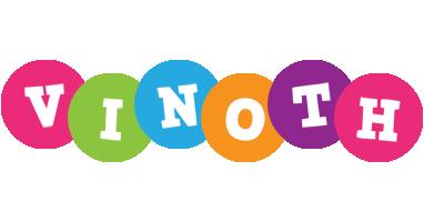 Vinoth friends logo