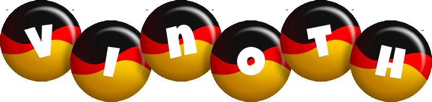 Vinoth german logo