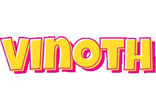 Vinoth kaboom logo