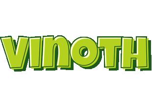 Vinoth summer logo