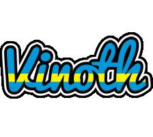 Vinoth sweden logo