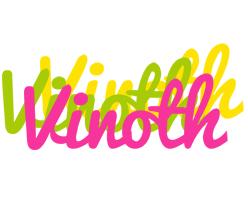 Vinoth sweets logo