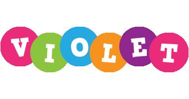 Violet friends logo