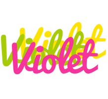 Violet sweets logo