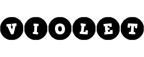 Violet tools logo