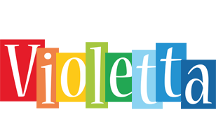 Violetta colors logo
