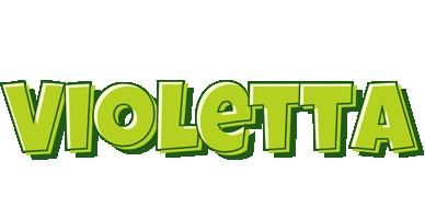 Violetta summer logo