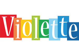 Violette colors logo