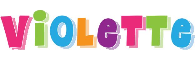 Violette friday logo