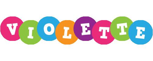 Violette friends logo