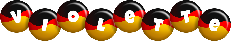 Violette german logo