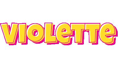 Violette kaboom logo