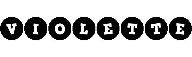 Violette tools logo