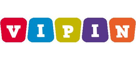 Vipin kiddo logo