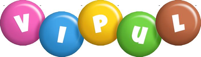 Vipul candy logo