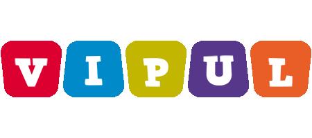 Vipul kiddo logo