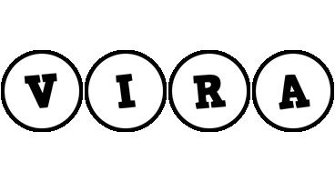Vira handy logo