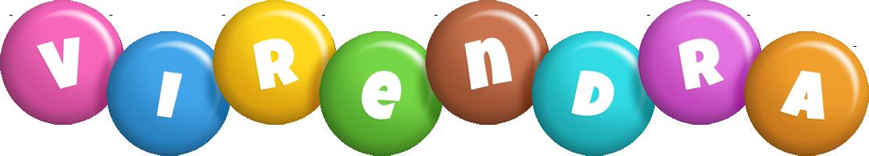 Virendra candy logo