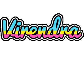 Virendra circus logo