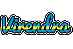 Virendra sweden logo