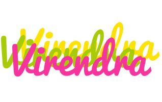 Virendra sweets logo