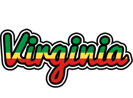 Virginia african logo