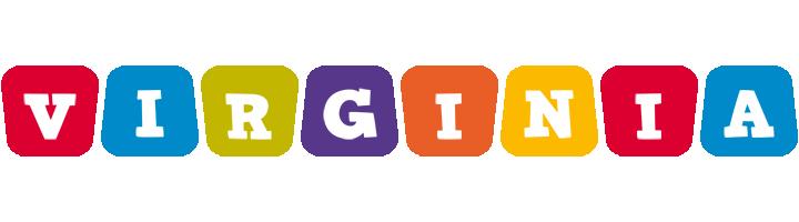 Virginia daycare logo
