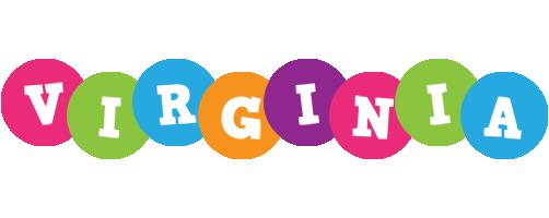 Virginia friends logo