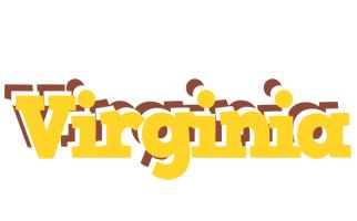 Virginia hotcup logo