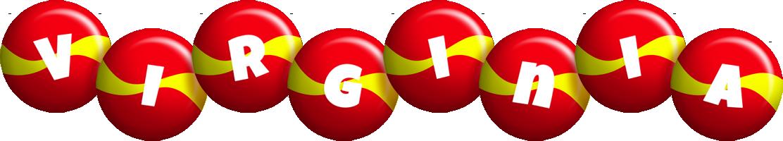Virginia spain logo