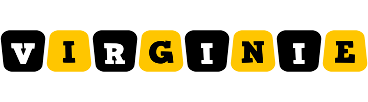 Virginie boots logo