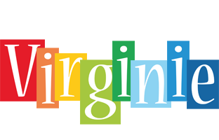 Virginie colors logo