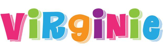Virginie friday logo