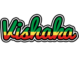 Vishaka african logo