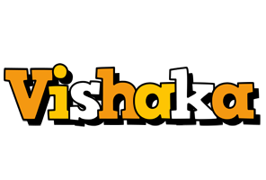 Vishaka cartoon logo